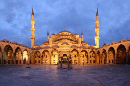 """Џамија """"Сулејман Џамија"""", Истанбул - Турција"""