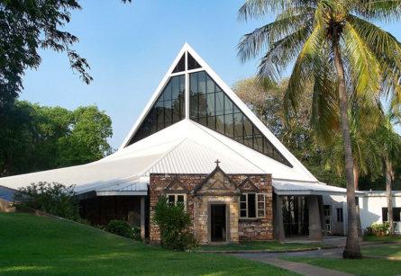 """Катедрала """"Christchurch Anglican"""", Дарвин - Австралија"""