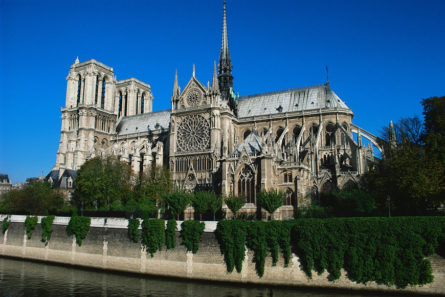 Cathedral of Notre Dame 1163-1250 Paris, France
