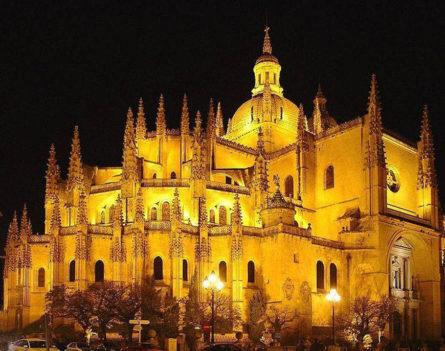 """Катедрала """"Segovia"""" - Шпанија"""