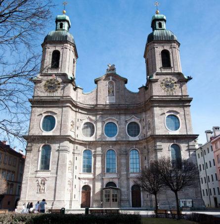 """Катедрала """"St. Jacob"""""""