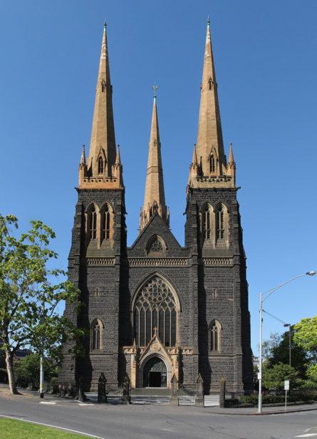 """Катедрала """"St. Patrick"""", Мелбурн - Австралија"""