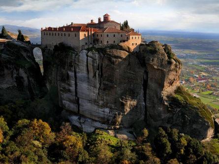 """Манастир """"Meteora"""" - Грција"""