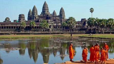 """Храм """"Ангкор Ват"""" - Камбоџа"""