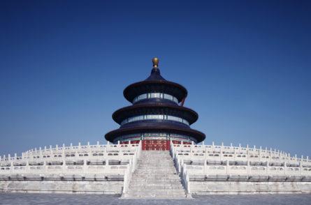"""Храм """"Temple of Heaven"""" - Тибет"""