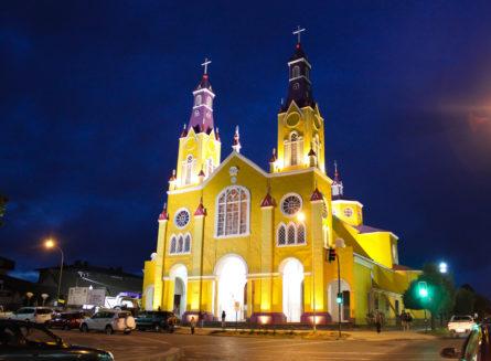 """Црква """"Сан Франциско"""", Кастро - Чиле"""