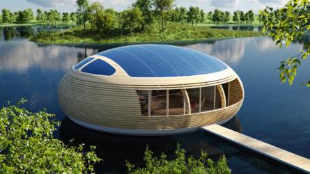 WaterNest - Гнездо на вода