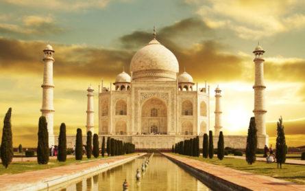 """Храм """"Таџ Махал"""", Агра - Индија"""