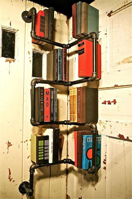 Креативни полици за книги
